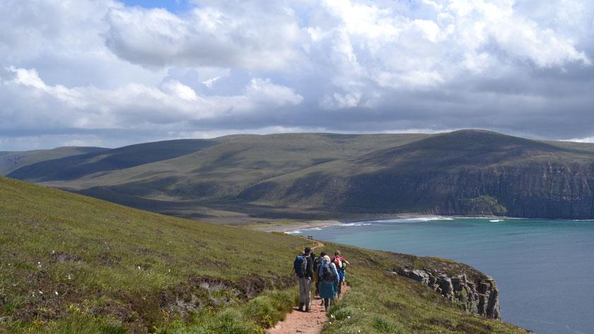 Orkney landscape