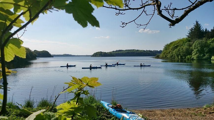 Kayaking Sligo