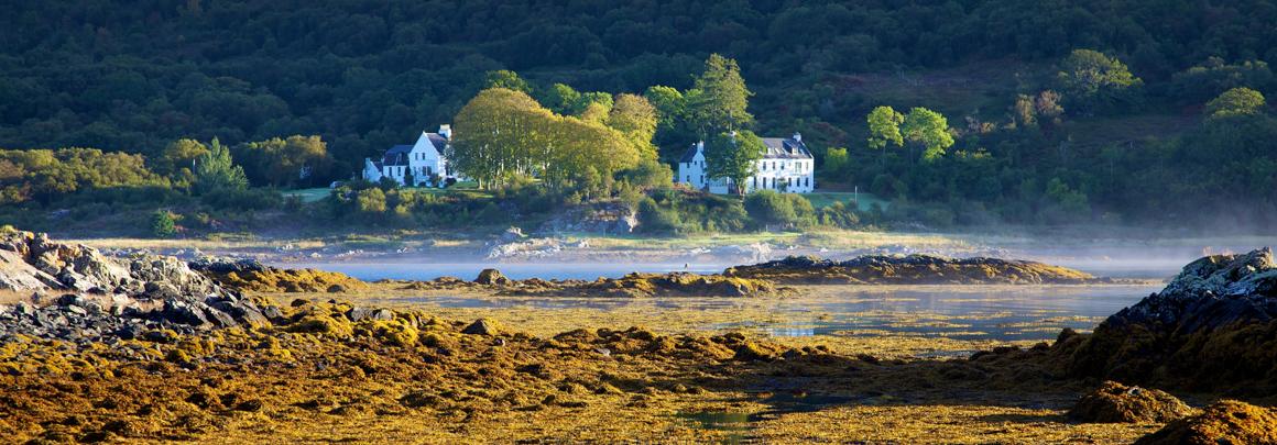 Kinloch Lodge, the Isle of Skye